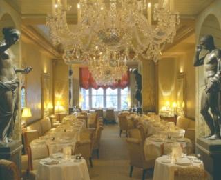 Carpaccio l 39 un des meilleurs restaurants italiens for Restaurant le jardin royal monceau