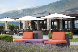 Le bonheur est dans le jiva hill park hotel portrait for Le jardin jiva hill