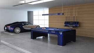 Elysium Pool Table