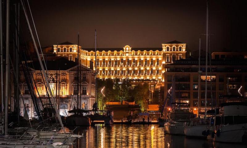 Le Brunch Méditerranéen De Lintercontinental Marseille Hotel Dieu