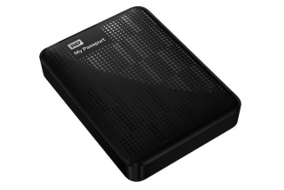 Western digital my passport 2T