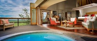 Safari Lodge Richard Branson